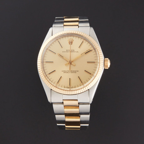 Rolex Oyster Perpetual Two-Tone Automatic // 1005 // 5 Million Serial // Pre-Owned