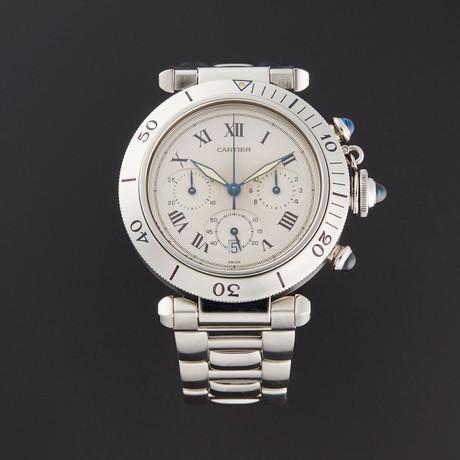 Cartier Pasha Chronograph Quartz // Pre-Owned
