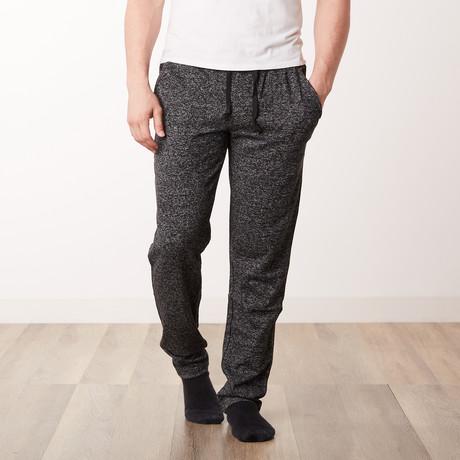 Farmer's Market Knit Pants // Black (S)