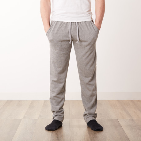 Farmer's Market Knit Pants // Grey (S)