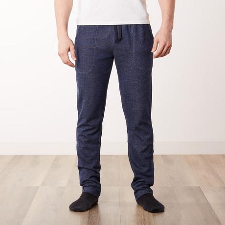 Farmer's Market Knit Pants // Navy (S)