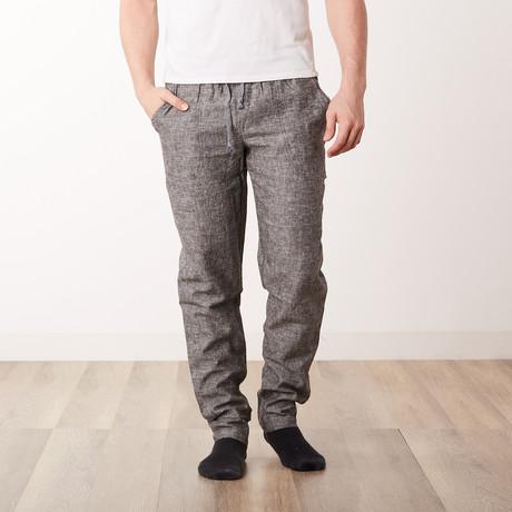The Commander Woven Pants // Grey (S)