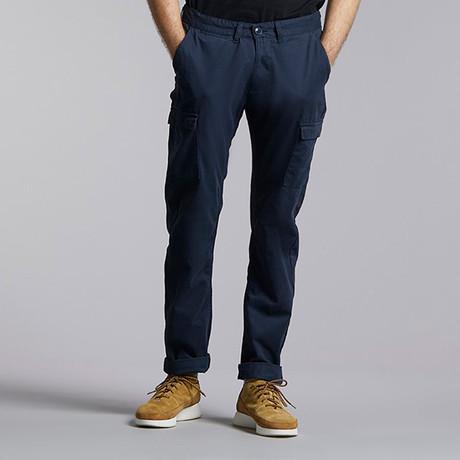 Willza Cargo Pant // Navy (28)