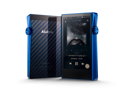 Photo of Astell&Kern Portable Hi-Fi Audio Solutions A&ultima SP1000M (Lapis Blue) by Touch Of Modern
