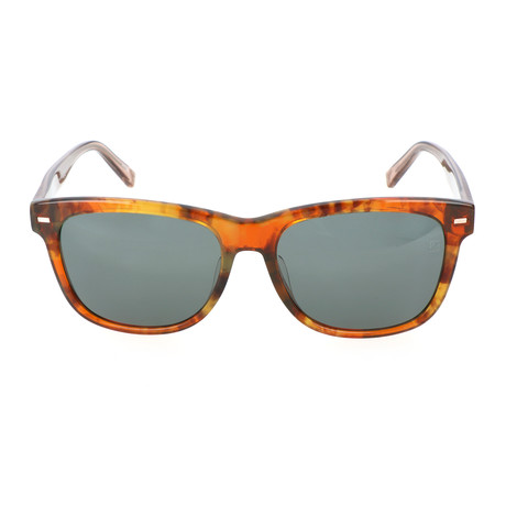 EZ0028-F Sunglasses // Colored Havana