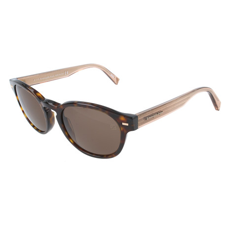 Men's EZ0029 Sunglasses // Dark Havana + Roviex