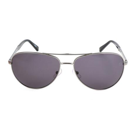 EZ0035 Sunglasses VI // Shiny Dark Ruthenium