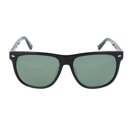 EZ0034-F Sunglasses // Shiny Black