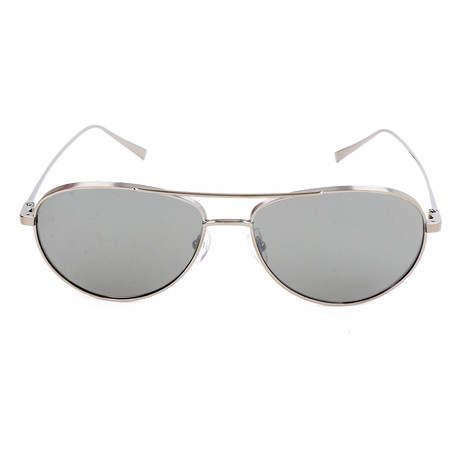 EZ0072 Sunglasses // Shiny Dark Ruthenium
