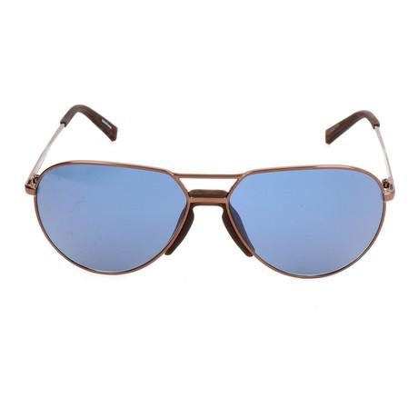 EZ0096 Men's Sunglasses // Matte Dark Bronze