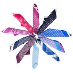Pal Zileri Sartoriale // Striped Mohair 2 Button Suit // Blue (Euro: 50)