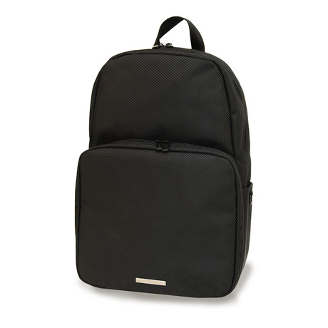 Austin Intellect Carbon Stripe Tech Backpack