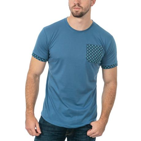 Remy T-Shirt // Blue (S)