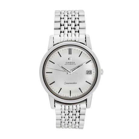 Omega Vintage Seamaster Automatic // Pre-Owned