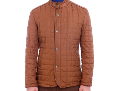 Photo of CLEARANCE: Outerwear We've Got You Covered Quilted Coat // Taba (Euro: 52) by Touch Of Modern