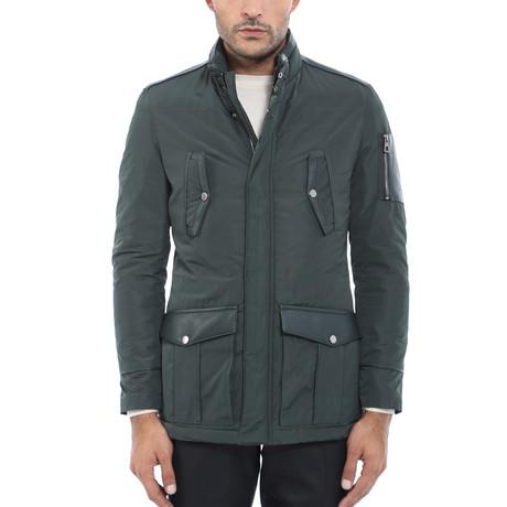 Damon Coat // Green (Euro: 44)