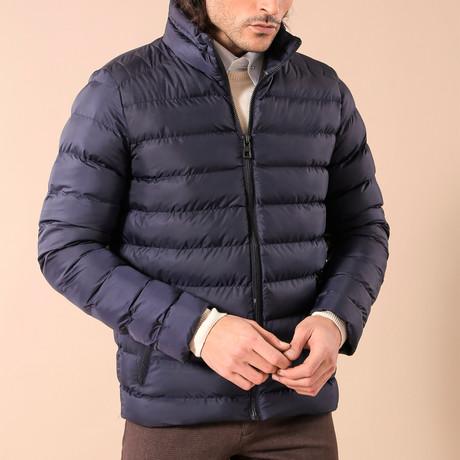 Puffy Jacket // Navy (Euro: 44)