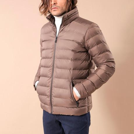 Puffy Jacket // Mink (Euro: 44)