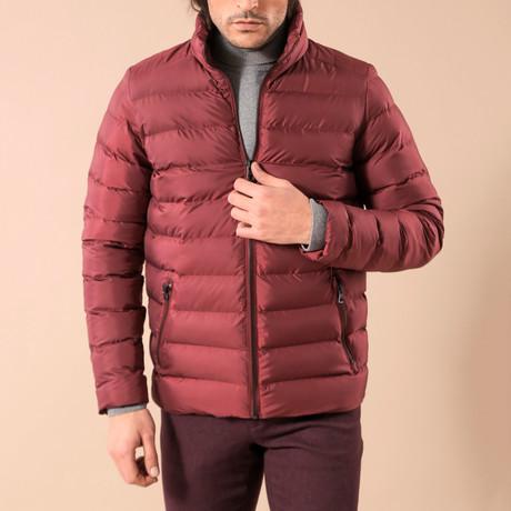 Puffy Jacket // Burgundy (Euro: 44)