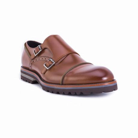 Acadia Shoe // Cognac (US: 8)