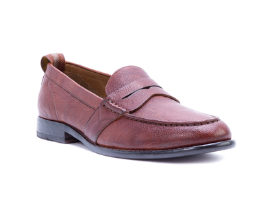 Photo of Robert Graham Bold & Classic Dress Shoes Torres Shoe // Cognac (US: 8) by Touch Of Modern