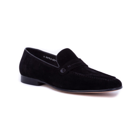 Norris Shoe // Black (US: 8)