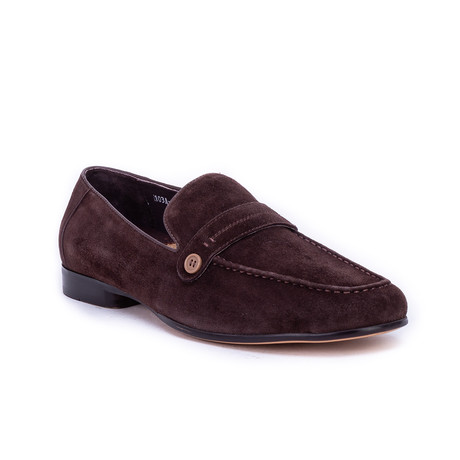 Norris Shoe // Brown (US: 8)