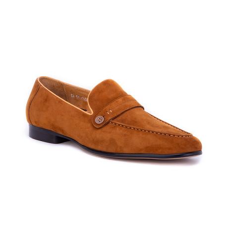 Norris Shoe // Cognac (US: 8)