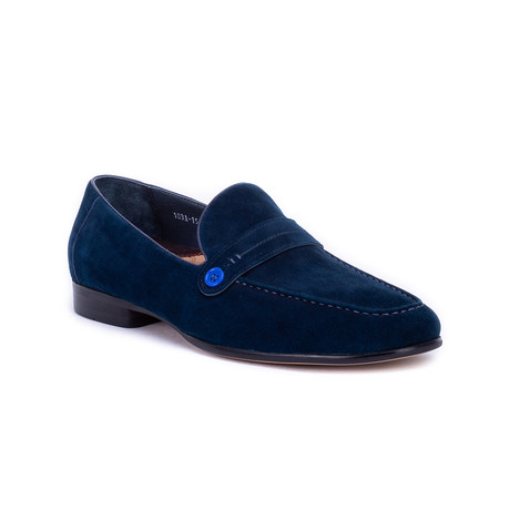 Norris Shoe // Navy (US: 8)