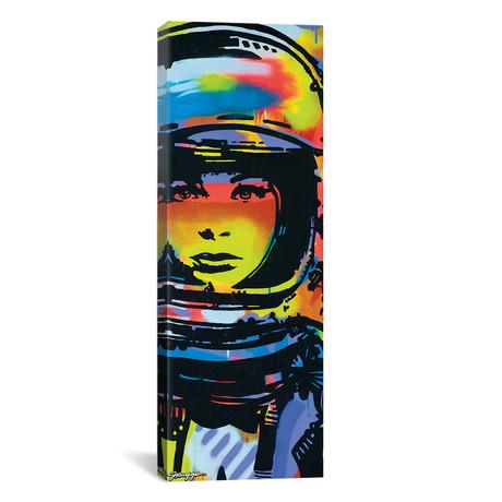 "Astronaut II // JRuggs (12""W x 36""H x 0.75""D)"