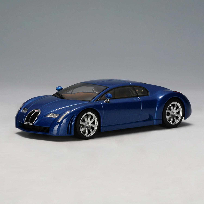 Bugatti Chiron Specs: Bugatti EB 18.3 Chiron // Blue + Black