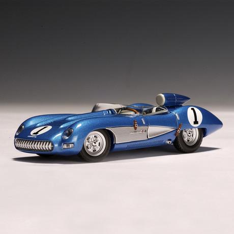 Chevrolet Corvette SS 1957 // Blue
