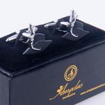 Exclusive Cufflinks + Gift Box // Graduation