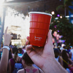 Party Tumbler // Pack of 4 (Party Red)