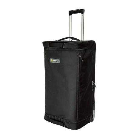 OREGAMI Large Rolling Bag // Black