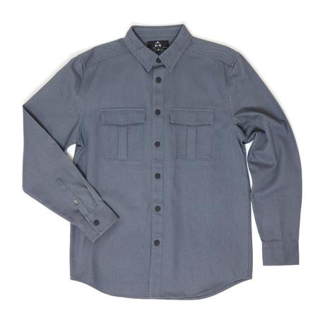 Euclid Jacket // Blue (S)