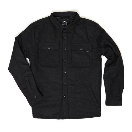 Pacheco Jacket // Black (S)