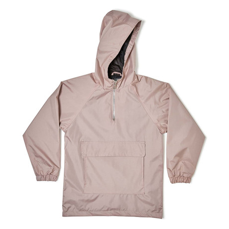 Raglan Windbreaker // Pink (S)