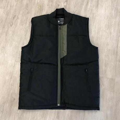 Jasper Vest // Black (S)