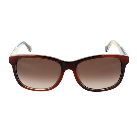BA0019-F Sunglasses // Light Brown