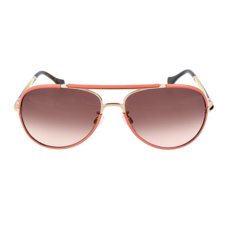 Women's BA0014 Sunglasses // Orange