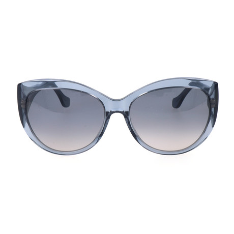 Women's BA0023 Sunglasses // Shiny Blue
