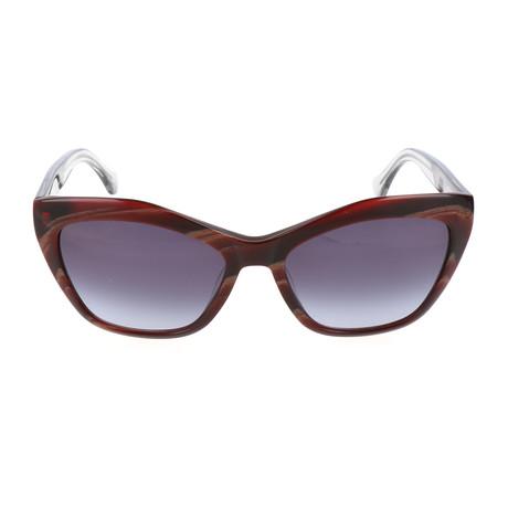 Women's BA0047 Sunglasses // Colored Horn