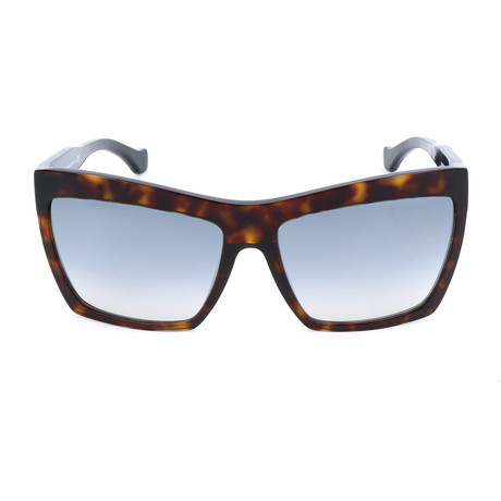 Women's BA0089 Sunglasses // Dark Havana