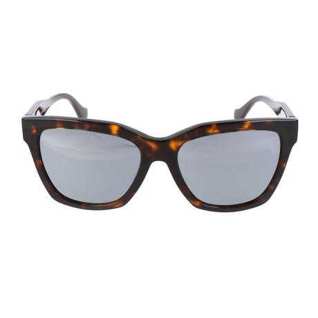 BA0098 Sunglasses // Dark Havana
