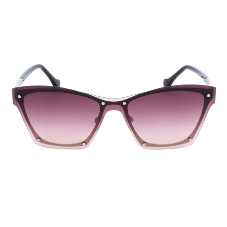 Women's BA0106 Sunglasses // Shiny Palladium
