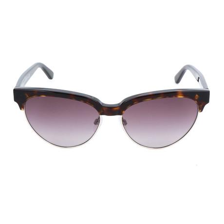 Women's BA0127 Sunglasses // Havana