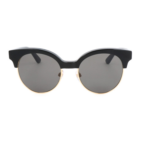 Women's BA0128 Sunglasses // Black