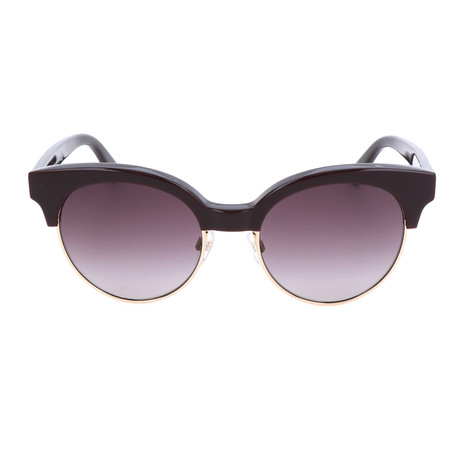 Women's BA0128 Sunglasses // Bordeaux