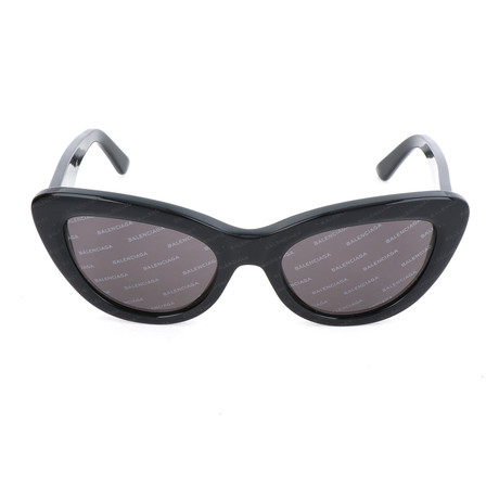 Women's BA0129 Sunglasses // Black